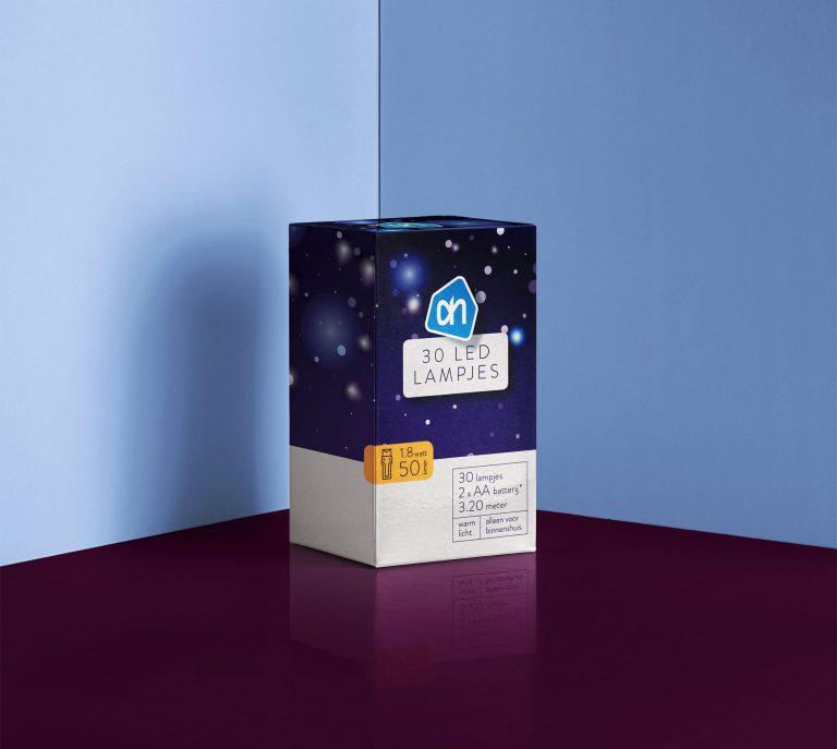 Packaging design Albert Heijn