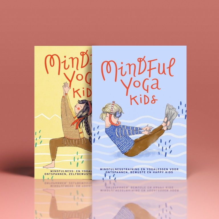 MINDFUL YOGA KIDS FLYER