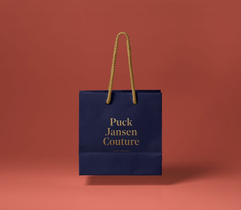 Visual Identity Puck Jansen Couture