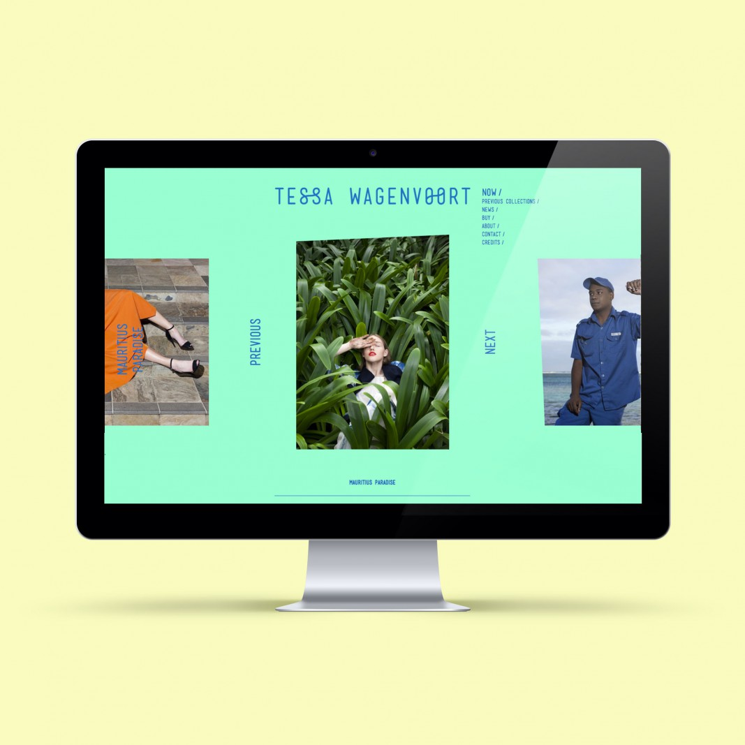TESSA WAGENVOORT WEBSITE